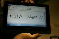 Announcing Kupa X11 Tablet Computer Meet the Hollywood and Tech Press Event on Sep 8th in Los Angles, California