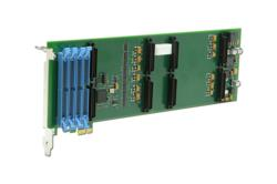 New PCI Express Carrier Card Interfaces up to Four IndustryPack Modules for Custom I/O Configurations