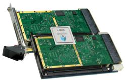 New VPX Card Employs Spartan-6 FPGA to Satisfy Higher Computing Performance/Price Requirements