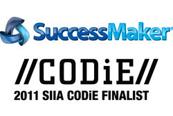SuccessMaker Honored as 2011 Software & Information Industry Association CODiE Award Finalist