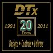 DTx Inc. Celebrates 20th Anniversary