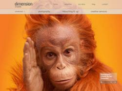 Evolution 7 Launches Slick New Website for Dimension Studios