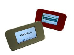 Techsol Product Announcement: Qt on TPC-43C Touch Screen Computer with POE