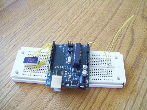 Arduino EMF