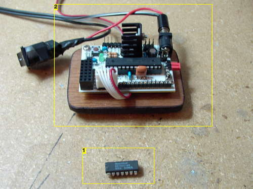 The 74HC164 Shift Register and your Arduino using GD74HC164 microcontroller