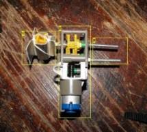 Ard-e: The robot with an Arduino as a brain using microcontroller