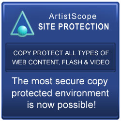 New Site Protection System Provides the Ultimate in Copy Protection for the Web