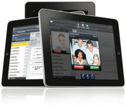 Coms launches VoIP telephony service for iPad users: Cheap phone calls now offered on Apple iPad and iPhone