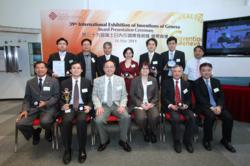 PolyU Reaps the Harvest of Innovations in Geneva's Invention Expo