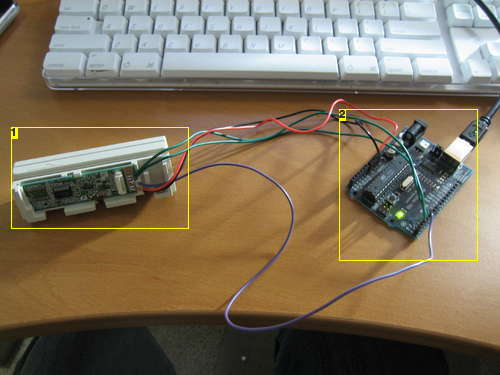 Arduino magnetic stripe decoder using microcontroller