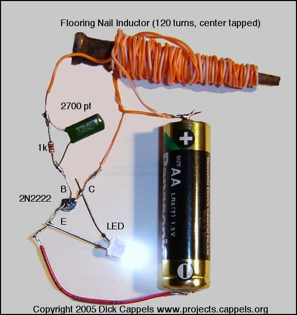 Low Capacitance Scope Probe Adapter