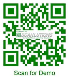 Scanlutions by PRONTO! mobile and 3GVision Announce Partnership to Bring QR Codes Mainstream in the US