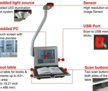 Ontario Document Management Company, MES Hybrid Document Systems Inc., Introduces Innovative Book Scanner