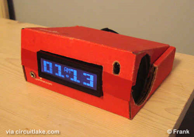 AVR Music Player with Alarm Clock using AT90USB1286 microcontroller