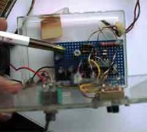 Precision Audio Frequency Peak Detecting Probe using microcontroller