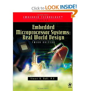 Embedded Microprocessor Systems, Third Edition: Real World Design - AVR E-Book