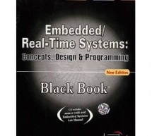 Embedded Real Time Systems:Concepts,Design Prog Bb – AVR E-Book