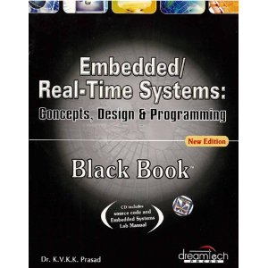 Embedded Real Time Systems:Concepts,Design Prog Bb - AVR E-Book