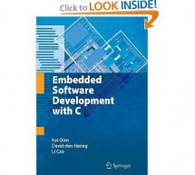 Embedded Software Development with C – AVR E-Book