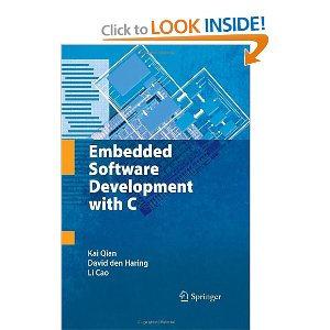 Embedded Software Development with C - AVR E-Book