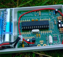 Energy Monitoring Transmitter using Atmega328 microcontroller
