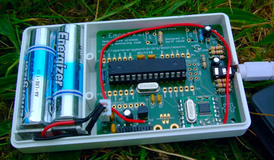 Energy Monitoring Transmitter