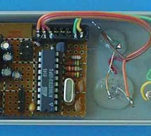 RS-232 Freq. Meter/Pulse Generator  Based on Atmel ATtiny2313 using microcontroller