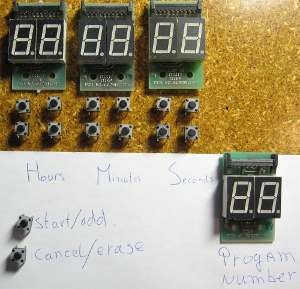 Power usage monitor using Atmel AVR using Atmega168 microcontroller