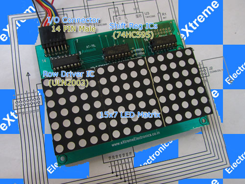 LED Matrix Board