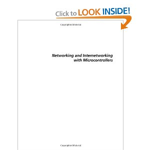 Networking and Internetworking Wirh Microcontrollers - AVR E-Book