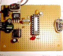 LC Determination by  Resonant Frequency Measurement using microcontroller