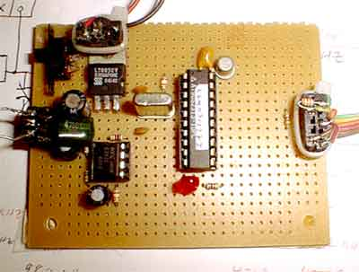 RF Inductance Meter using microcontroller