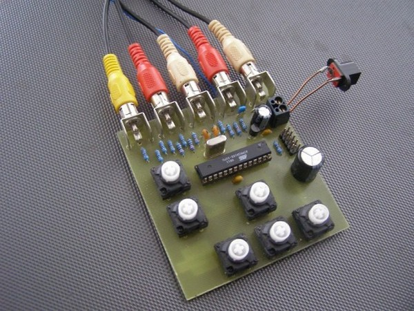 AM radio transmission using AVR using Atmega324 microcontroller