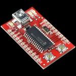 UBW – USB Bit Whacker- inexpensive, simple input/output USB device