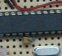 Rechargeable Battery Capacity Tester using ATMega168 microcontroller
