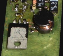 1 Watt White LED Power Supply Circuit for battery operation