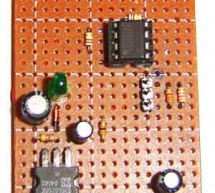Photocell Amplifier using microcontroller