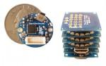 TinyDuino – Arduino Compatible Boards Smaller Than a Quarter!