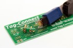 Tag Connect: a Tiny In-Circuit Programming Cable