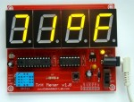 TrH Meter project kit is now available for preorder on Tindie