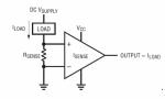 Current sense circuit collection