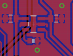 PS/2 to C64 Mouse Adapter using ATmega8 microcontroller