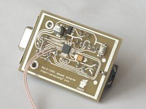 Hardware consists of ATmega8 microcontroller