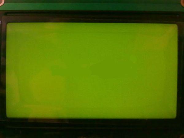 AVR LCD menu routine using ATmega8 microcontroller