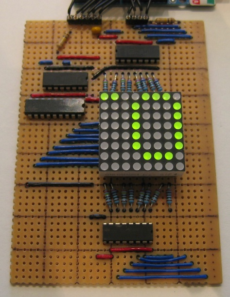 LED Matrix Display