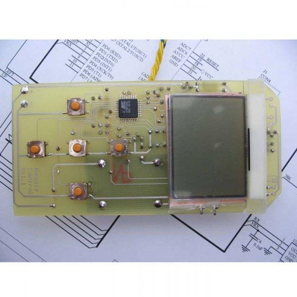 MP3 Player atmega microcontroller