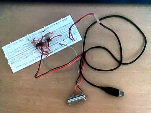 Making a USB based AVR Programmer