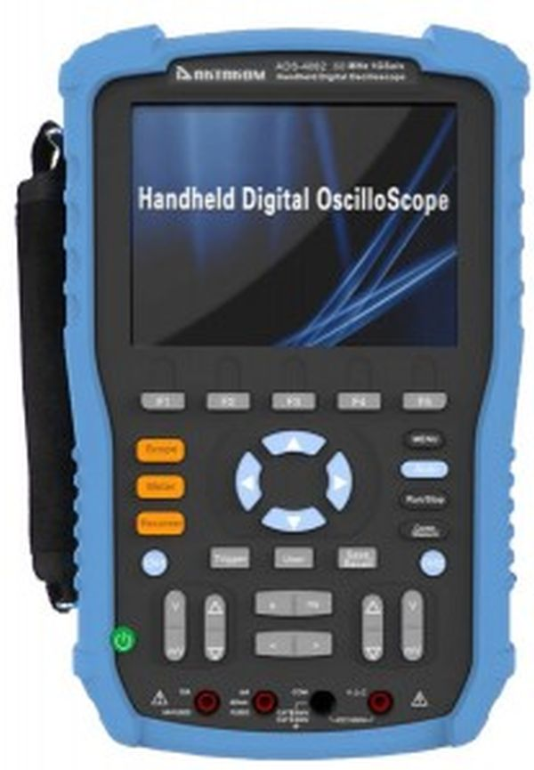 New Series of Handheld Oscilloscopes-Multimeters AKTAKOM