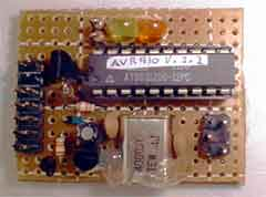 Arduino VGA via Interrupts using AVR Microcontroller