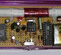 A Superhet/Direct Conversion AM receiver  for 181.818 kHz using Attiny2313